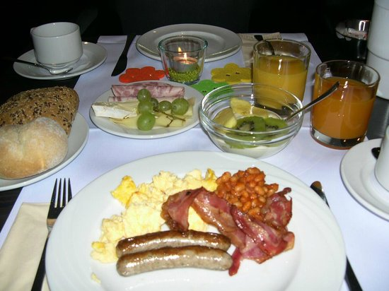 Stadt Tübingen: Frühstück