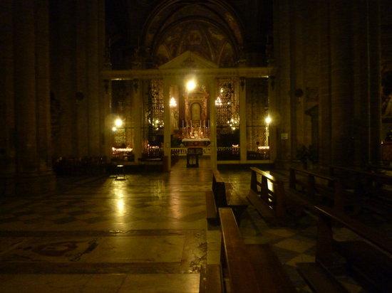 Duomo San Donato: Just before sunset