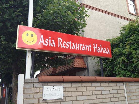 Asia Restaurant Hahaa