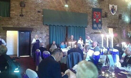 Best Western Park Hall Hotel & Leisure Club: our wedding