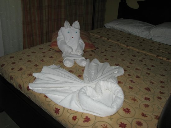 Iberostar Grand Hotel Trinidad: More Towel Art
