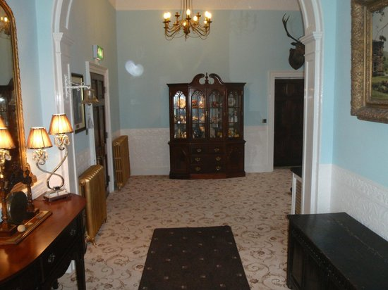 Thorpe House Bed & Breakfast: Tastefully decorated in keeping with the history of this Mansion House