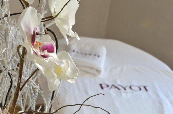 Hotel Carlina: Un Spa PAYOT