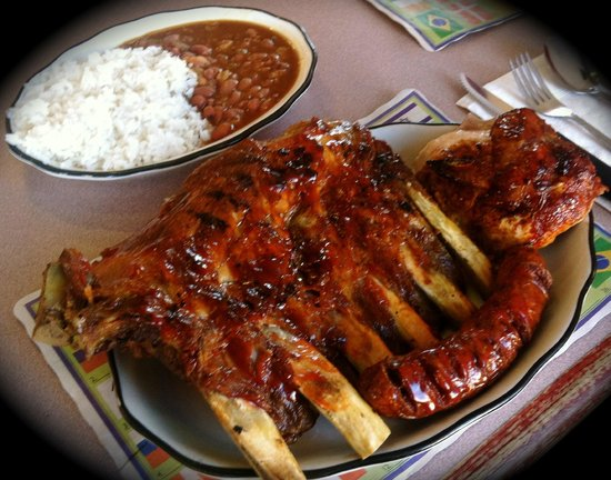 Mi Tierrita Restaurant: Tuesdays Special - Parrillada BBQ