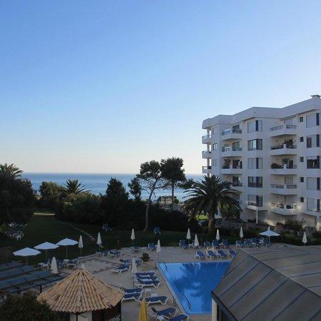 Pestana Cascais: View from my room