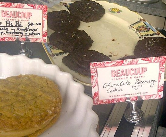Photo of Cafe Beaucoup at 2150 Fir St, Vancouver V6J 3B5, Canada
