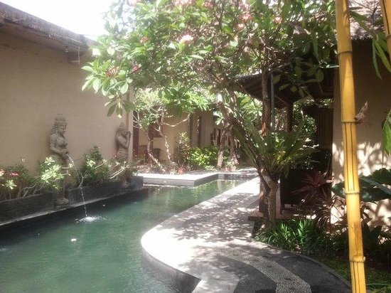 Alam Bali Resorts: Nice surroundings