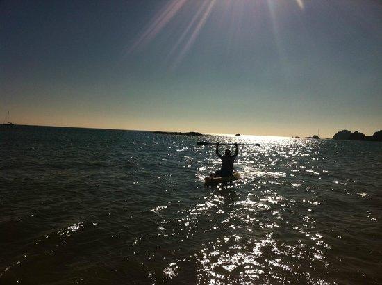 Biarritz Hotel : kayaking