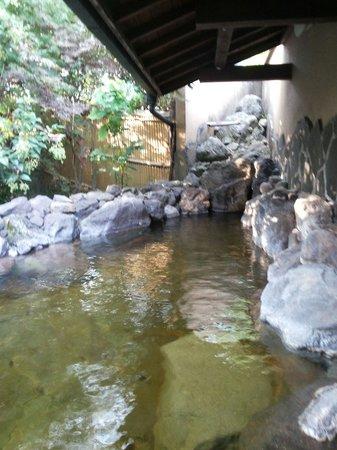 Ryokan Yuri: Reserved Onsen