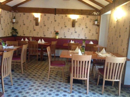 Asia Restaurant Hahaa : Saal