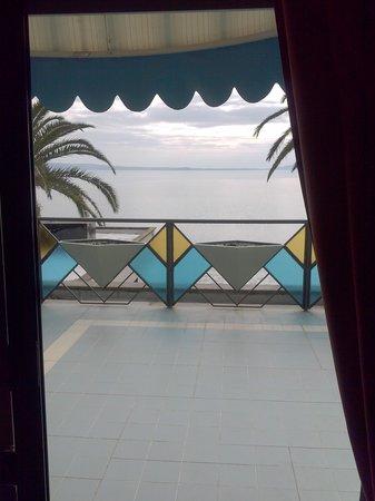Hotel Restaurant Lido : Vista dalla camera 111