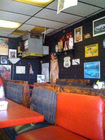 Fat Elvus Diner: Main Dining
