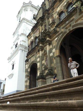 Cathedral at Old Panama: AccesoPrincipal