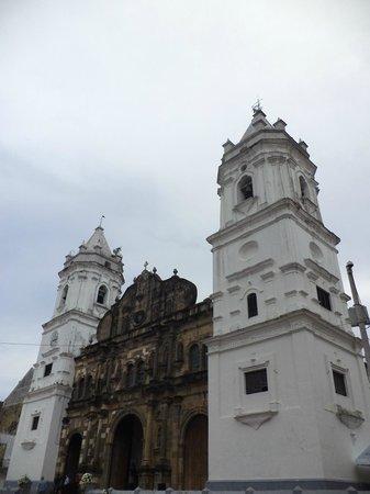 Cathedral at Old Panama: Fachada Principal