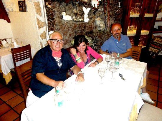 Restaurante Las Cumbres Meson del Cordero : locale
