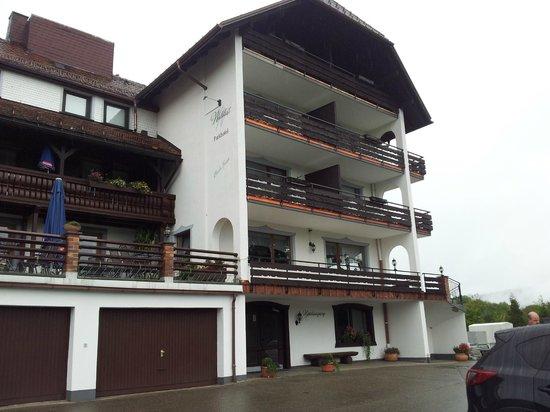 Hotel Waldlust: Hotelfront