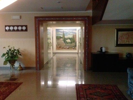 Hotel Restaurant Lido : Un interno dell'hotel.