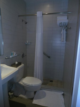 SoHo Garden Hotel: Baño
