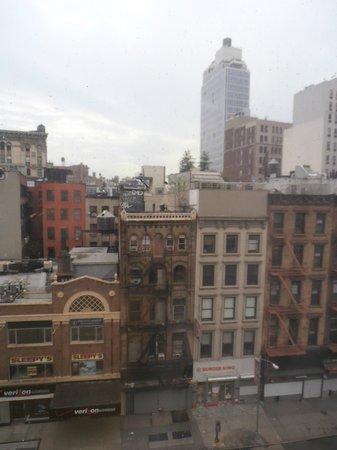SoHo Garden Hotel: Vistas desde la habitacion