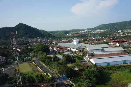 Hotel Novotel Lampung: ugly view