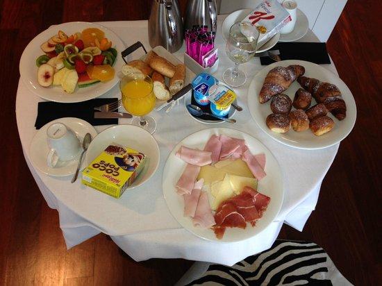 Gran Hotel Nagari Boutique & Spa : Desayuno increíble