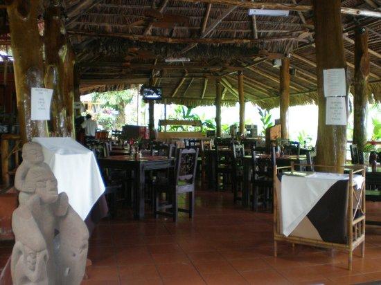 Hotel Villa Teca : Restaurante