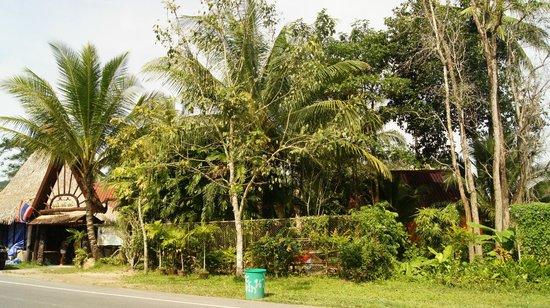Na-Thai Resort: Na Thai Resort von aussen