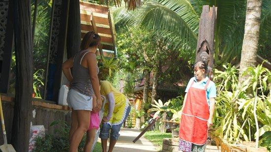 Na-Thai Resort: Beste Chefin und beste Köchin