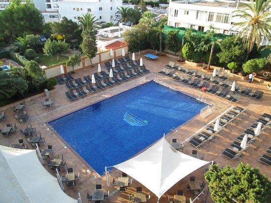 azuLine Hotel Atlantic: Balcony view
