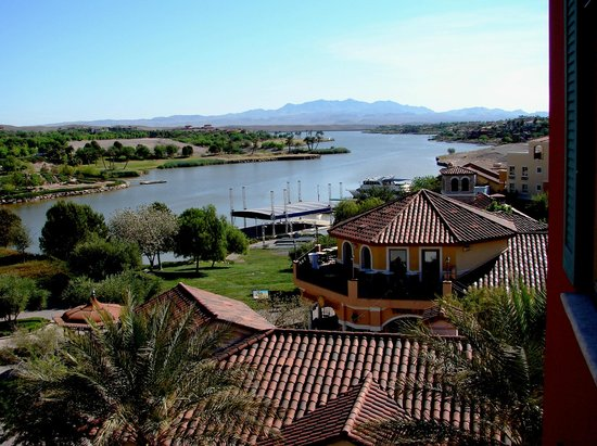 Hilton Lake Las Vegas Resort & Spa: One view from resort