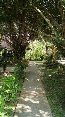 Na-Thai Resort: Im Resort