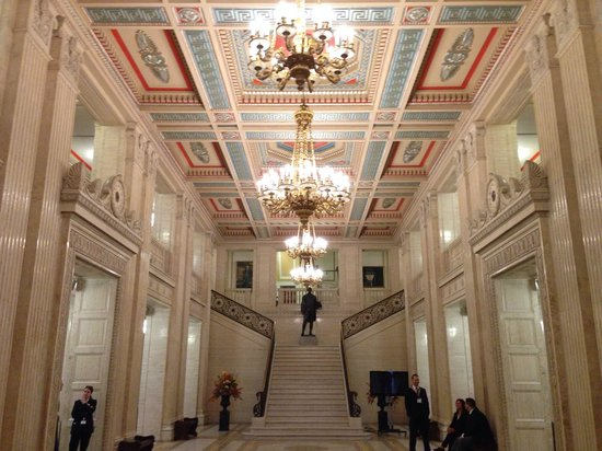 Stormont Estate and Parliament Buildings: Hall