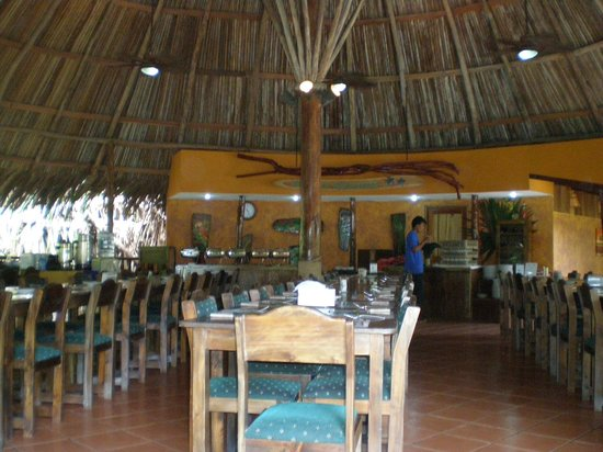 Turtle Beach Lodge: Restaurante