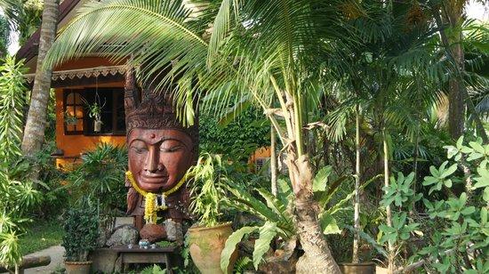 Na-Thai Resort: Auch im Resort