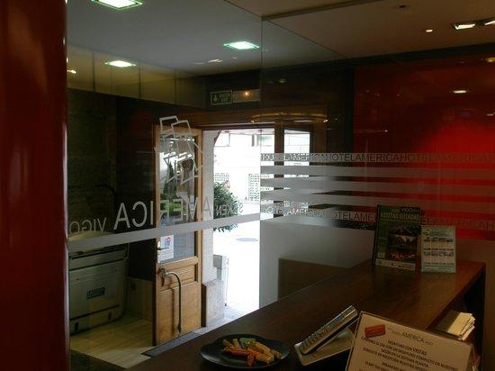 Hotel America Vigo: 1