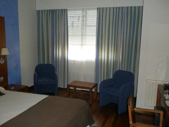 Hotel America Vigo: hab