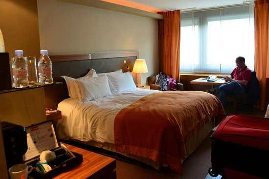 Sofitel Lyon Bellecour: very comfortable bedroom