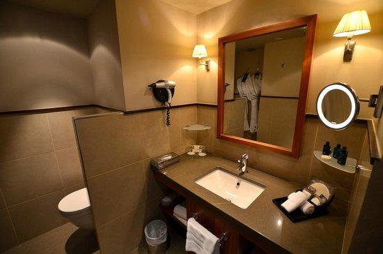 Sofitel Lyon Bellecour: large bathroom