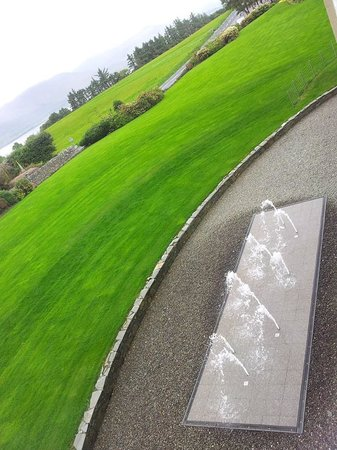 Aghadoe Heights Hotel & Spa: The Lakes