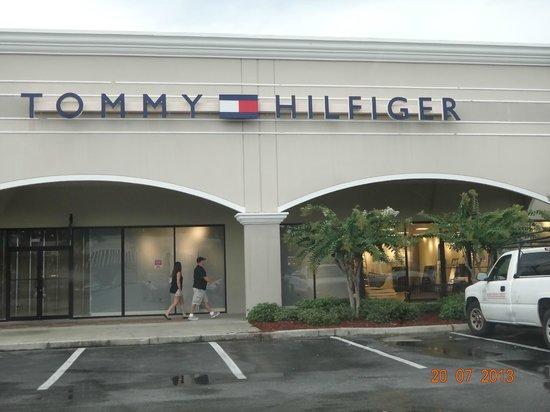 Lake Buena Vista Factory Stores: tienda Tommy