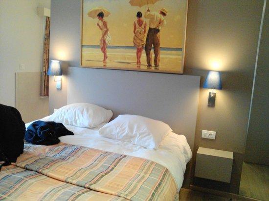 Hof Ter Duinen: un grand lit super !