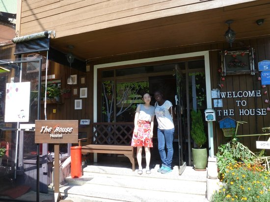 The House Hostel: With Ms YOO