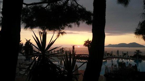 Liberty Hotels Lykia: Gorgeous Sunset