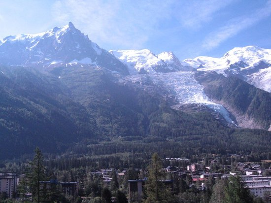 Chalet Les Jumelles: View from chalet