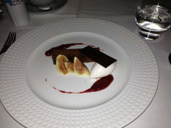 Alma-Henrique Sa Pessoa : dessert