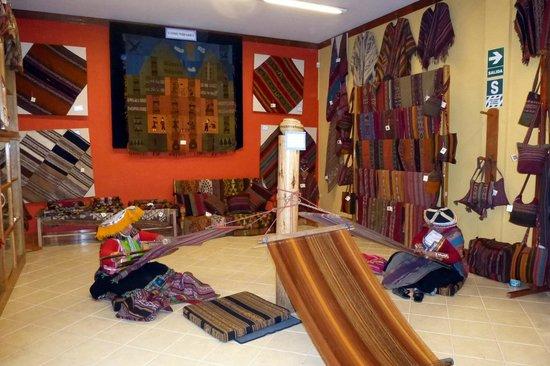 Centro de Textiles Tradicionales del Cusco Store & Museum : Centro de Textiles del Cusco
