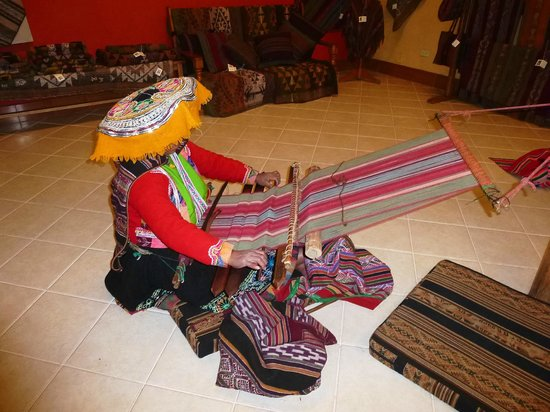 Centro de Textiles Tradicionales del Cusco: Keeping the past alive