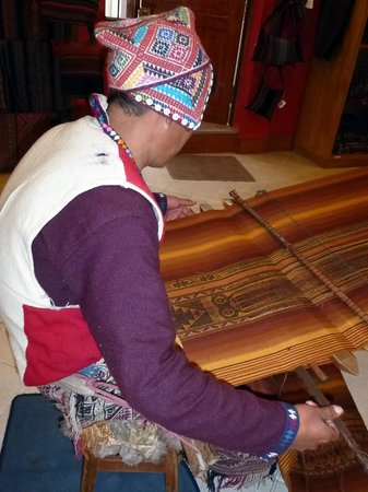 Centro de Textiles Tradicionales del Cusco Store & Museum : Our history