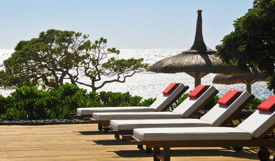 La Maison D'ete Hotel: La piscine de La Maison d'Eté