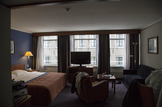 Radisson Blu Hotel, Amsterdam: Junior Suite